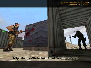 Point Blank Dm_Crackdown_AK-Colt Map - Optimized for Higher FPS