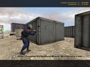 Point Blank Dm_Crackdown_AK47 Map - Optimized for Higher FPS