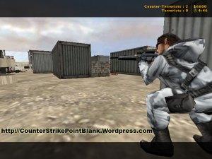 Point Blank Dm_Crackdown_G3Sg1 Map - Optimized for Higher FPS