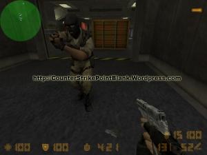 Alternate P228 for Counter Strike 1.6