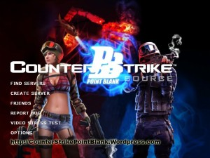 Point Blank Background for Counter Strike: Source
