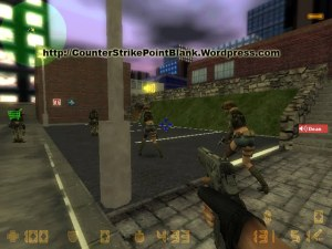 Point Blank Daewoo K-5 for Counter Strike Condition Zero