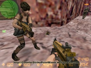 X-Shot Ancient MP7 Skin for Condition Zero -also Counter Strike 1.6