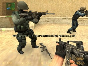 M4A1 CSO Camo for Counter Strike Source