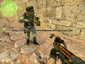 X-Shot Ancient P90 Skin for Condition Zero and Counter Strike 1.6