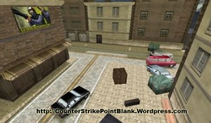 Counter Strike Map: Aim_Carrefour preview
