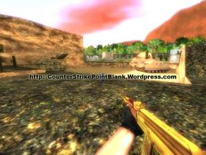 Counter Strike Map Aim_Badlands in Condition Zero preview