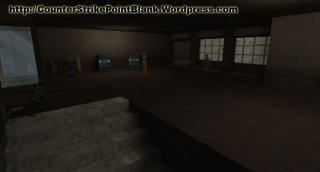 Counter Strike Map CS Downtown for CS 1.6