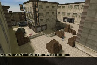 Counter Strike Map De Downtown for Condition Zero