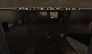 Counter Strike Map Cs_Downgrade for Counter Strike 1.6
