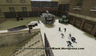 Counter Strike Map De_Righttown for Condition Zero